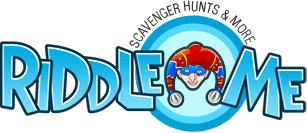 Riddle Me Scavenger Hunt Logo