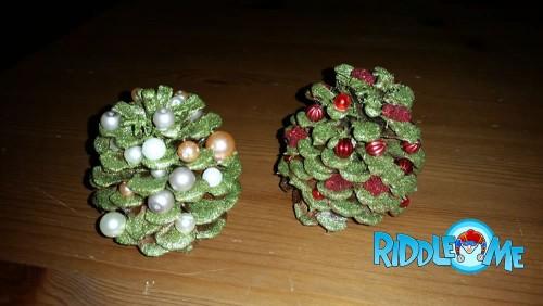 Christmas Tree Scavenger Hunt Activity