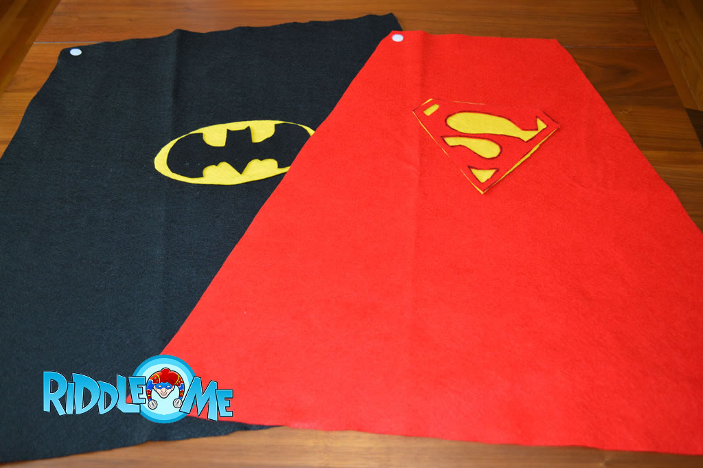 Superhero capes
