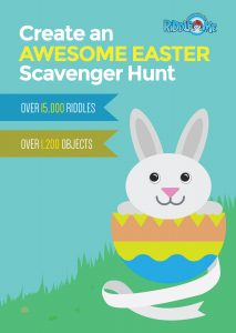 Awesome Easter Scavenger Hunt