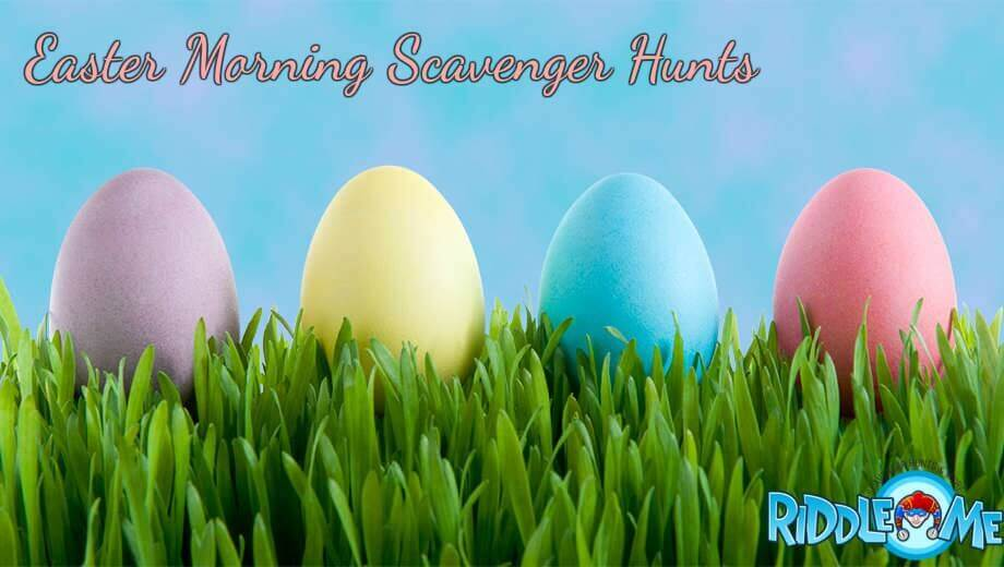 easter scavanger hunt