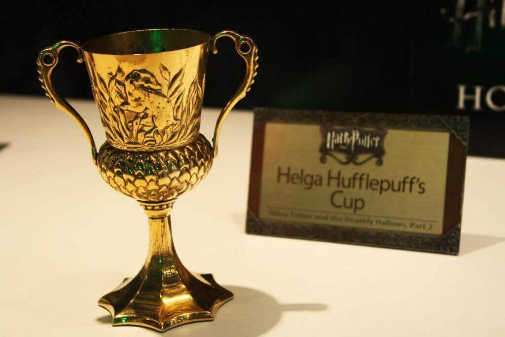Helga Hufflepuff's Cup