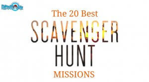 The 20 Best Scavenger Hunt Missions